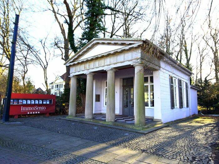 Vermittlung einer Gewerbeimmobilie in Bremen-Horn